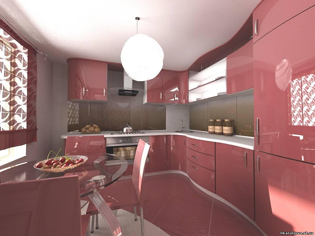 Фото дизайна кухни в дск