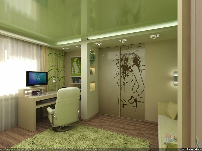 дизайн комнаты для 20 летней девушки